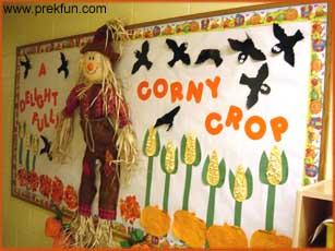 Autumn Classroom Decoration Ideas