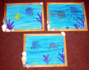 Easy Ocean Art Projects Prek